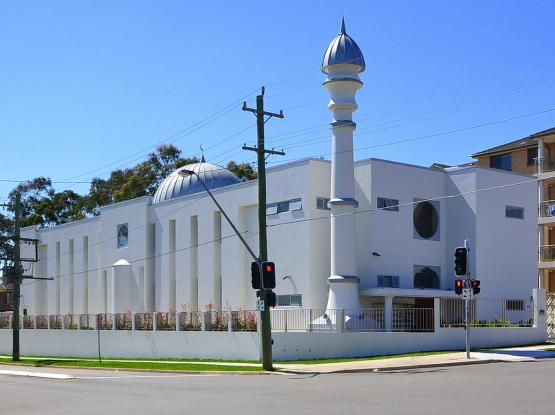 Blacktown Mosque 1