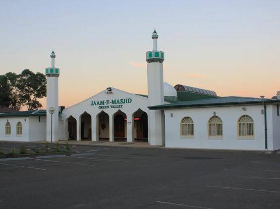 green valley mosque